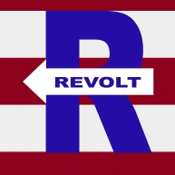 Revolt Against Plutocracy logo