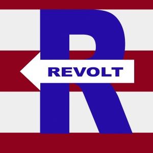 Revolt Against Plutocracy logo