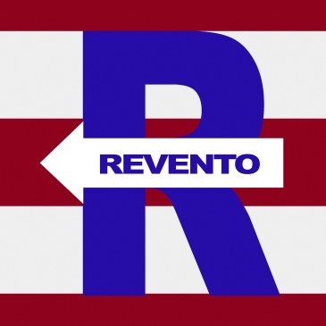 Revolt Logo Spanish